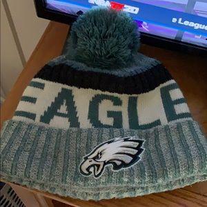 Eagles winter beanie